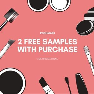 2 Free Beauty Samples with Purchase